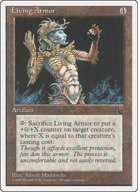 Living Armor, Magic: The Gathering, Chronicles
