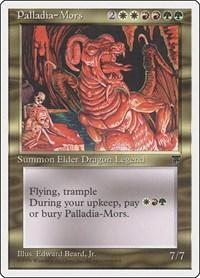 Palladia-Mors, Magic: The Gathering, Chronicles