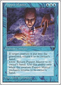 Puppet Master, Magic: The Gathering, Chronicles
