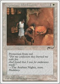 Repentant Blacksmith, Magic: The Gathering, Chronicles