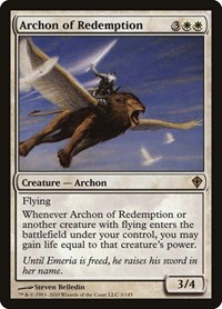 Archon of Redemption, Magic, Worldwake