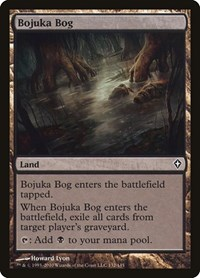 Bojuka Bog, Magic: The Gathering, Worldwake
