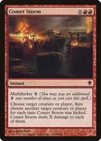 Comet Storm, Magic: The Gathering, Worldwake
