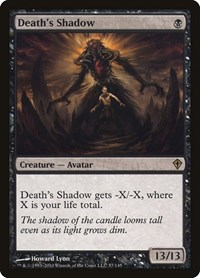 Death's Shadow, Magic: The Gathering, Worldwake