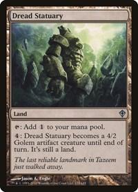 Dread Statuary, Magic: The Gathering, Worldwake