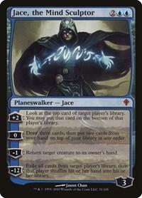 Jace, the Mind Sculptor, Magic: The Gathering, Worldwake