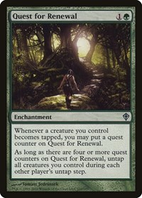 Quest for Renewal (Foil)