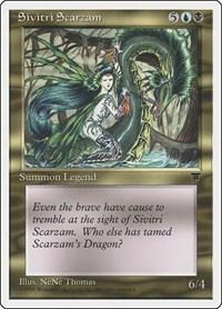 Sivitri Scarzam, Magic: The Gathering, Chronicles