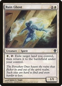 Ruin Ghost, Magic: The Gathering, Worldwake