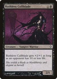 Ruthless Cullblade, Magic: The Gathering, Worldwake
