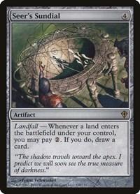 Seer's Sundial, Magic: The Gathering, Worldwake
