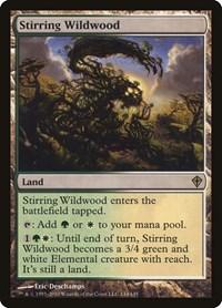 Stirring Wildwood, Magic, Worldwake