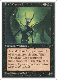 The Wretched, Magic: The Gathering, Chronicles