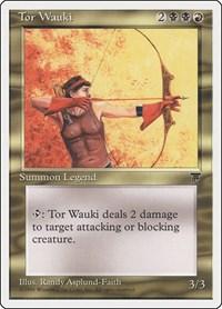 Tor Wauki, Magic: The Gathering, Chronicles