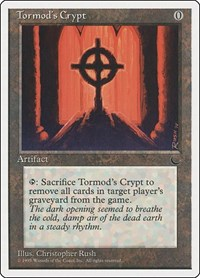 Tormod's Crypt, Magic: The Gathering, Chronicles