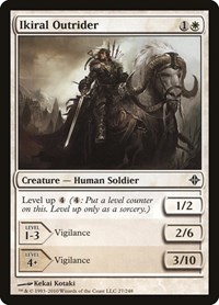 Ikiral Outrider, Magic: The Gathering, Rise of the Eldrazi