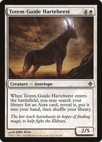 Totem-Guide Hartebeest, Magic, Rise of the Eldrazi