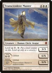 Transcendent Master, Magic: The Gathering, Rise of the Eldrazi