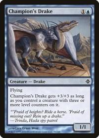 Champion's Drake, Magic: The Gathering, Rise of the Eldrazi