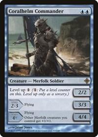 Coralhelm Commander, Magic: The Gathering, Rise of the Eldrazi