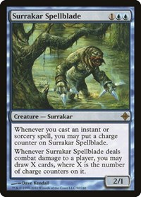 Surrakar Spellblade, Magic: The Gathering, Rise of the Eldrazi