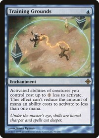 Training Grounds (Foil)