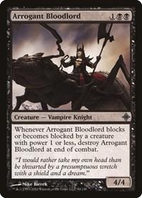 Arrogant Bloodlord, Magic: The Gathering, Rise of the Eldrazi