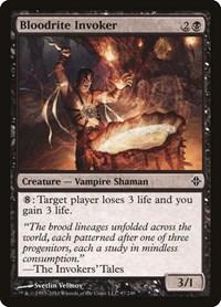 Bloodrite Invoker, Magic: The Gathering, Rise of the Eldrazi