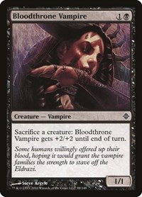 Bloodthrone Vampire, Magic: The Gathering, Rise of the Eldrazi