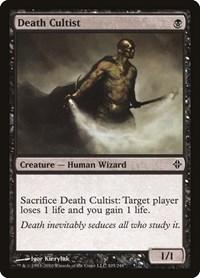 Death Cultist, Magic: The Gathering, Rise of the Eldrazi