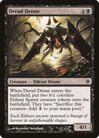 Dread Drone, Magic: The Gathering, Rise of the Eldrazi