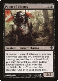 Pawn of Ulamog (Foil)