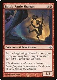 Battle-Rattle Shaman, Magic: The Gathering, Rise of the Eldrazi
