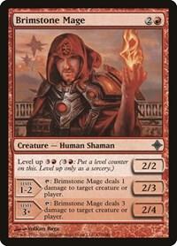 Brimstone Mage, Magic: The Gathering, Rise of the Eldrazi