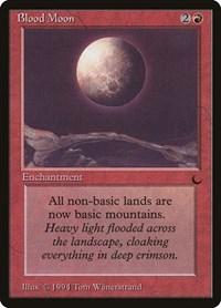 Blood Moon, Magic: The Gathering, The Dark