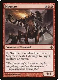 Magmaw, Magic: The Gathering, Rise of the Eldrazi