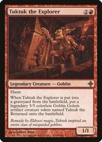 Tuktuk the Explorer, Magic: The Gathering, Rise of the Eldrazi