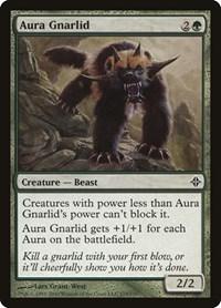 Aura Gnarlid, Magic: The Gathering, Rise of the Eldrazi