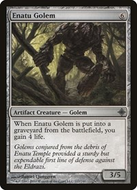 Enatu Golem, Magic: The Gathering, Rise of the Eldrazi