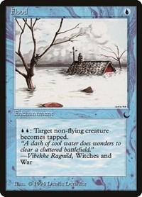 Flood, Magic: The Gathering, The Dark