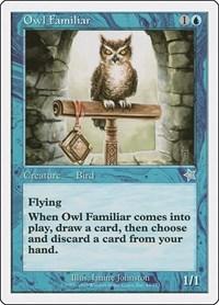 Owl Familiar, Magic, Starter 1999