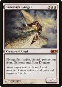 Baneslayer Angel, Magic: The Gathering, Magic 2011 (M11)