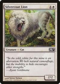 Silvercoat Lion, Magic: The Gathering, Magic 2011 (M11)