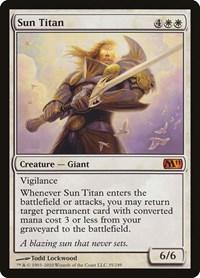 Sun Titan, Magic, Magic 2011 (M11)