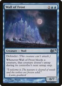 Wall of Frost, Magic, Magic 2011 (M11)