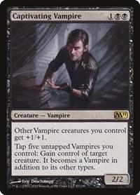 Captivating Vampire, Magic, Magic 2011 (M11)