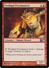 Prodigal Pyromancer, Magic: The Gathering, Magic 2011 (M11)