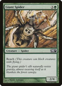 Giant Spider, Magic: The Gathering, Magic 2011 (M11)