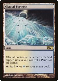 Glacial Fortress, Magic: The Gathering, Magic 2011 (M11)