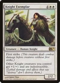 Knight Exemplar, Magic: The Gathering, Magic 2011 (M11)